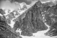 Großer Chimgan-Berg Stockfoto