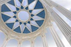 Großer dekorativer Gazebo Stockbild