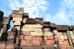 Großer Felsen Lizenzfreies Stockbild