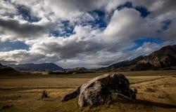 Großer Felsen Stockfotografie