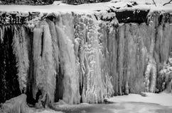 Großer Frost Stockbild