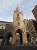 Großer Gatehouse (Abbey Gatehouse) in Bristol Stockfotos