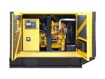 Großer Generator Stockfotos
