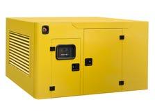 Großer Generator Stockfoto