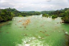 Großer Green River Lizenzfreie Stockfotografie