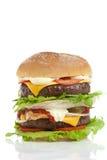 Großer Hamburger Stockbilder