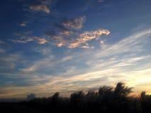Großer Himmel Stockbilder