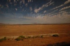 Großer Himmel Nevadas Lizenzfreies Stockbild