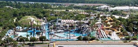 Großer Kahuna-Wasserpark Stockbild