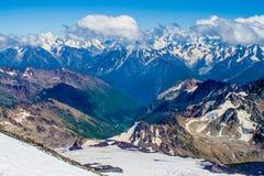 Großer Kaukasier Ridge Lizenzfreie Stockbilder