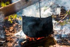 Kessel Im Feuer Stock Images - 1,669 Photos