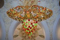 Großer Leuchter Stockbilder