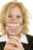 Großer Mund Lizenzfreie Stockfotos
