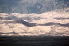 Großer Nationalpark der Sanddünen Lizenzfreies Stockfoto