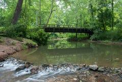 Großer Nebenfluss, Illinois, USA lizenzfreie stockfotografie