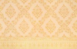 Großer Retro- Hintergrund Stock Abbildung