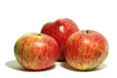 Großer roter Apfel 4 lizenzfreie stockfotografie