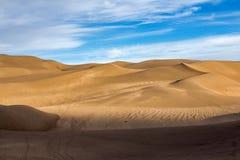 Großer Sanddüne-Nationalpark lizenzfreie stockbilder