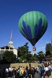 Großer schöner Ballon Lizenzfreie Stockfotografie