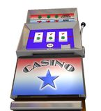 Großer Spielautomat Lizenzfreies Stockfoto