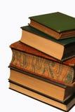Großer Stapel Bücher Lizenzfreies Stockfoto