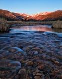 Großer Thompson River- und Morraine-Park stockfotos