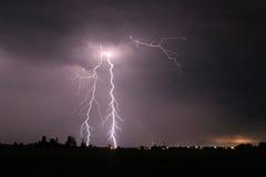 Großer Thunderbolt Lizenzfreie Stockbilder