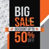 Großer Verkauf Stockbilder