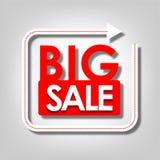 Großer Verkauf lizenzfreie stockfotos