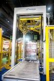 Großer Verpackungsturm Stockfoto