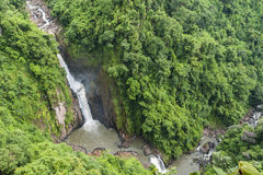 Großer Wasserfall Lizenzfreie Stockbilder