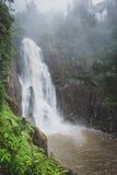Großer Wasserfall Stockbild