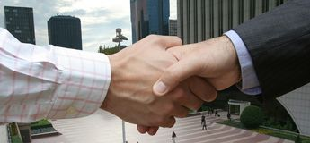 Großes Abkommen Stockfoto