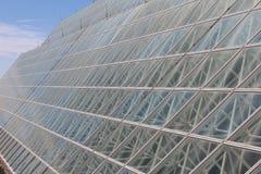 Großes Arizona-Gewächshaus Stockbild