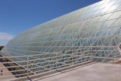 Großes Arizona-Gewächshaus Stockbilder