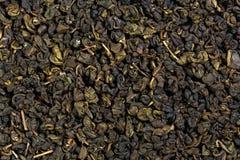 Großes Blattmilch oolong chinesischer grüner Tee lizenzfreies stockbild