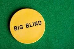 Großes blindes Chip Lizenzfreies Stockbild