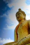 Großes Buddha-Denkmal Lizenzfreies Stockfoto