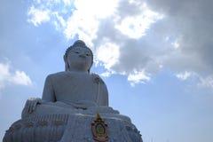 Großes Buddha-Denkmal Stockbild