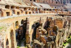 Großes Colosseum, Rom, Italien Stockfotos