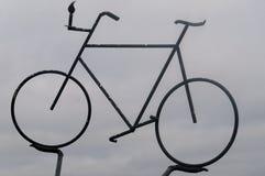 Großes Fahrrad Stockfoto