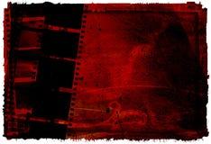 Großes Filmfeld Lizenzfreie Stockfotos