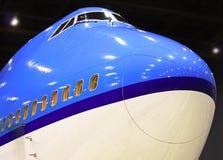 Großes Flugzeug Stockfotografie