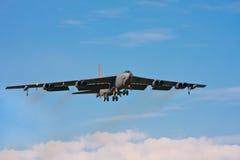 Großes Flugzeug B-52 Stockfotografie