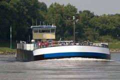 Großes Frachtschiff Stockfoto