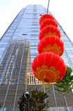 Großes Gebäude Stockfoto