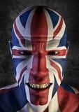 Großes Gebläse Großbritannien Lizenzfreie Stockbilder