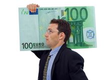 Großes Geld Lizenzfreie Stockfotos