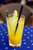Großes Glas Limonade Lizenzfreie Stockfotografie