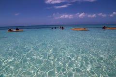Großes Kaiman Marriott-Strandurlaubsort Lizenzfreie Stockfotografie